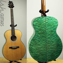 2019 PRS SE T55E Tonare Abaco Green Acoustic Electric