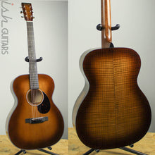 Martin Custom Shop 000-18 Curly Ash 1933 Amber Tone Burst (DEMO VIDEO)