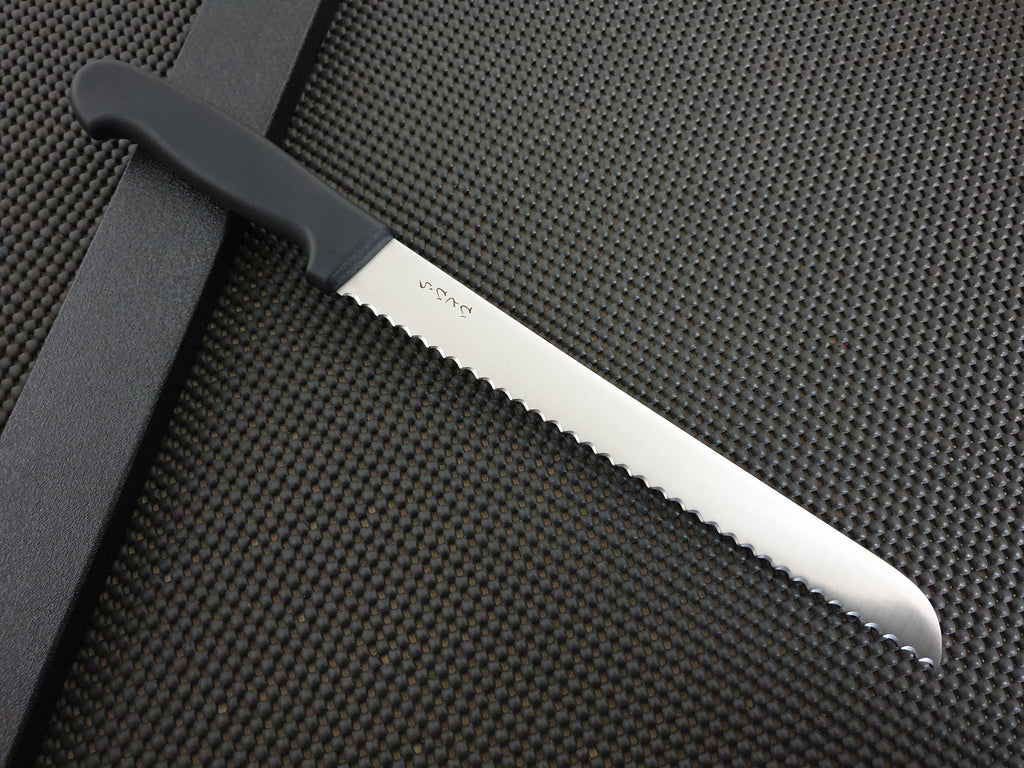 Japanese Kitchen Knife - Serrated Bread Knife