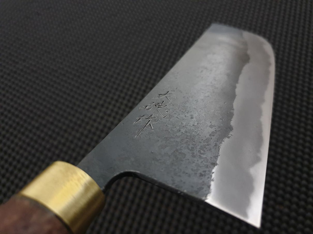Japanese Kitchen Knife - Hand Forged Nakiri Australia