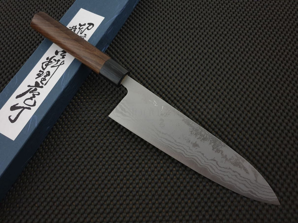 Japanese Kitchen Knife - Damascus High Carbon Gyuto