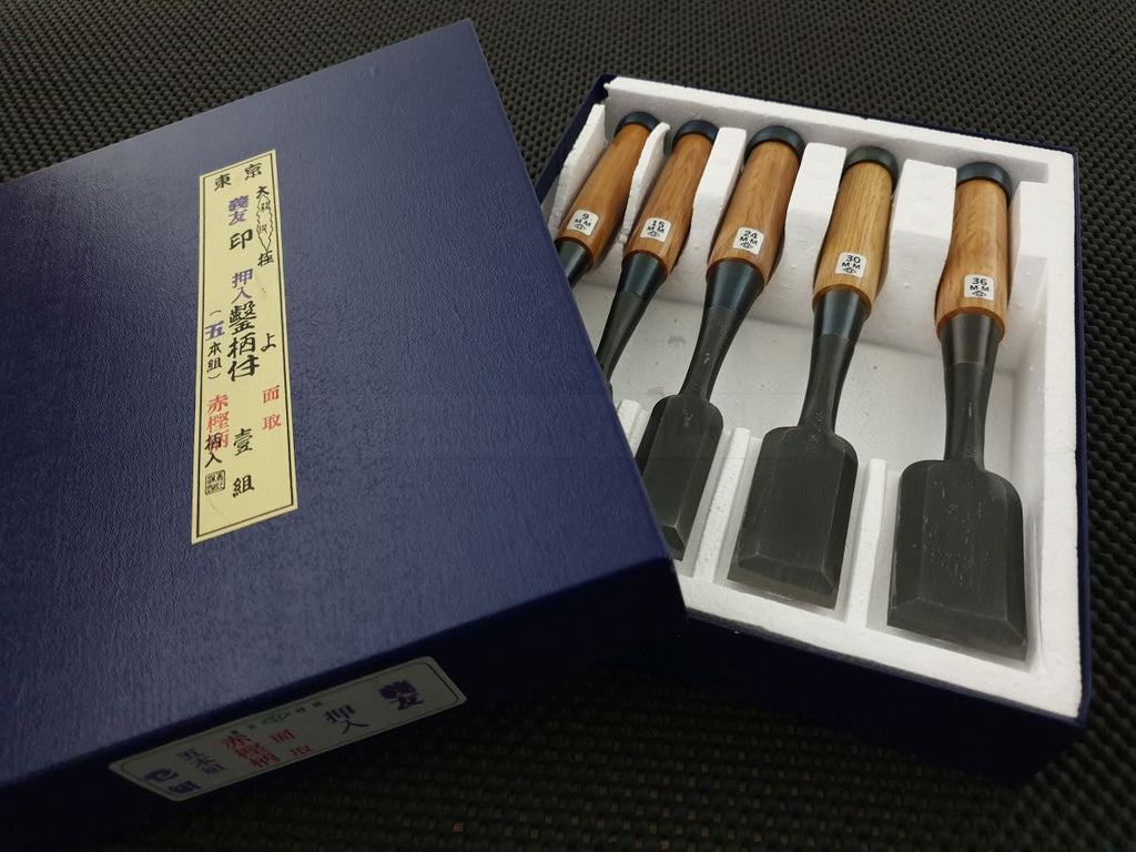 Nomi Japanese Bench Chisels Australia