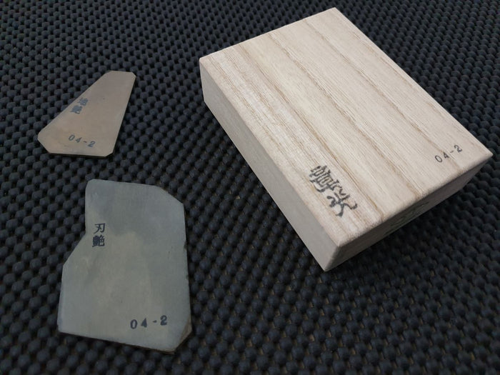 Natural Japanese Whetstone Finger Stone Polishing Japan