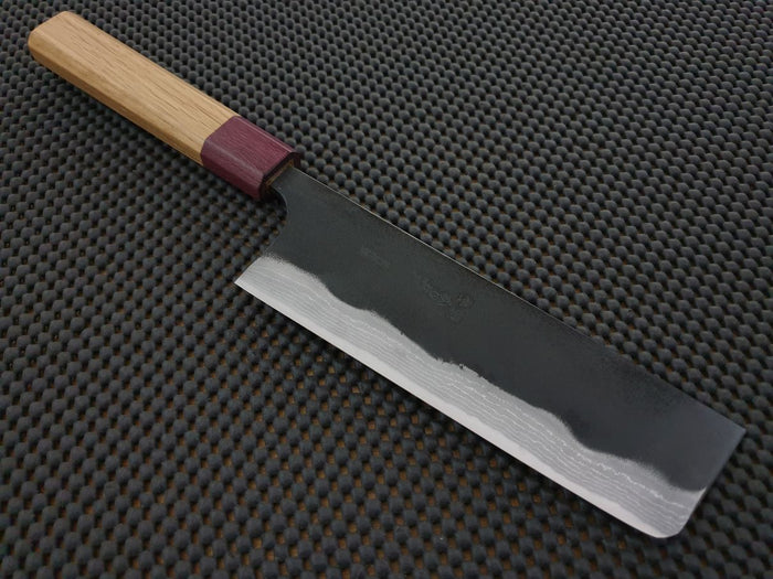 Kajibee Damascus Japanese Knife