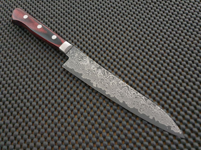 Yoshimi Kato Damascus Japanese Knife