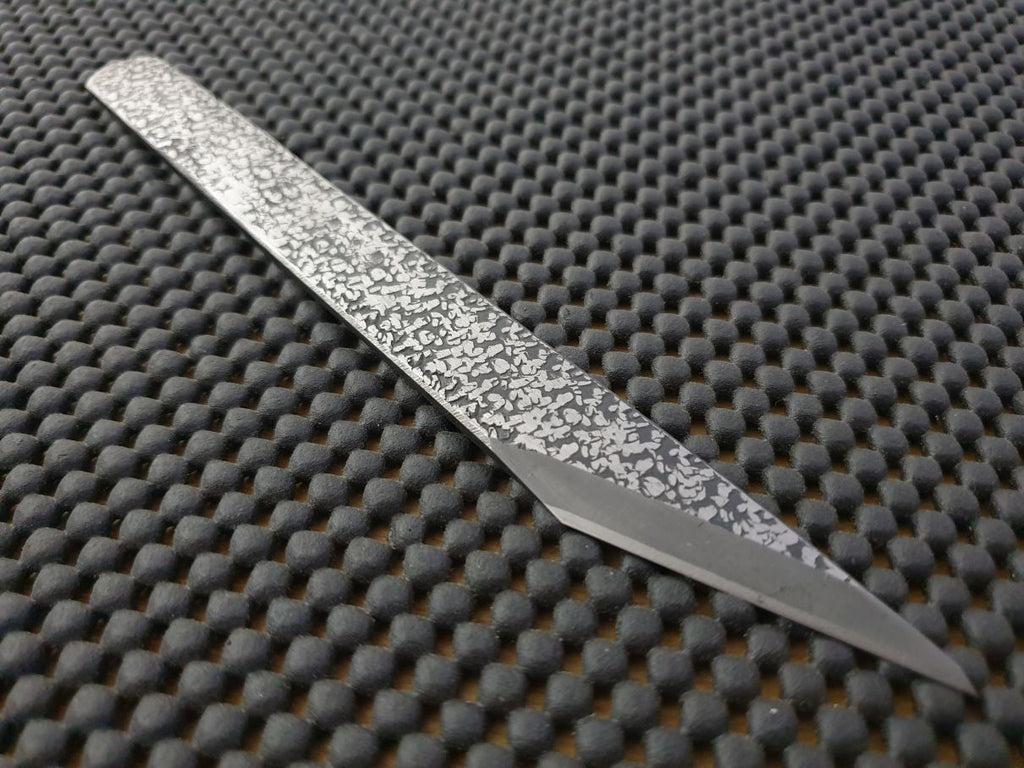 Aogami Blue Steel Kiridashi Marking Knife