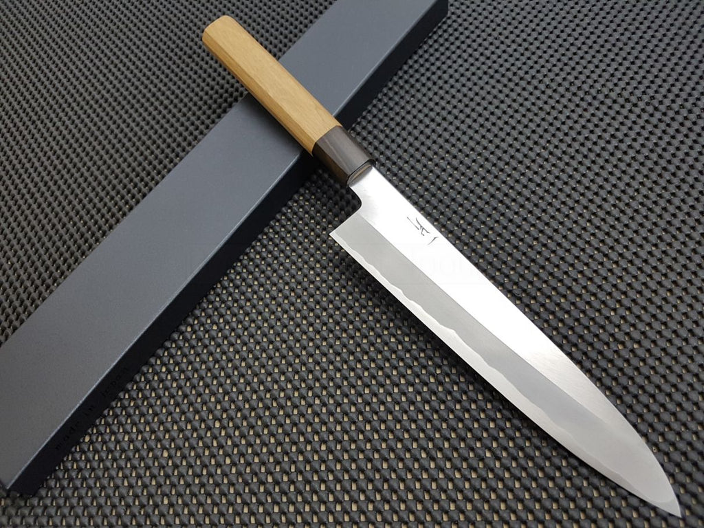 Kikuchiyo Kyuzo Shiro Gyuto Knife - Japanese Kitchen Knives Australia