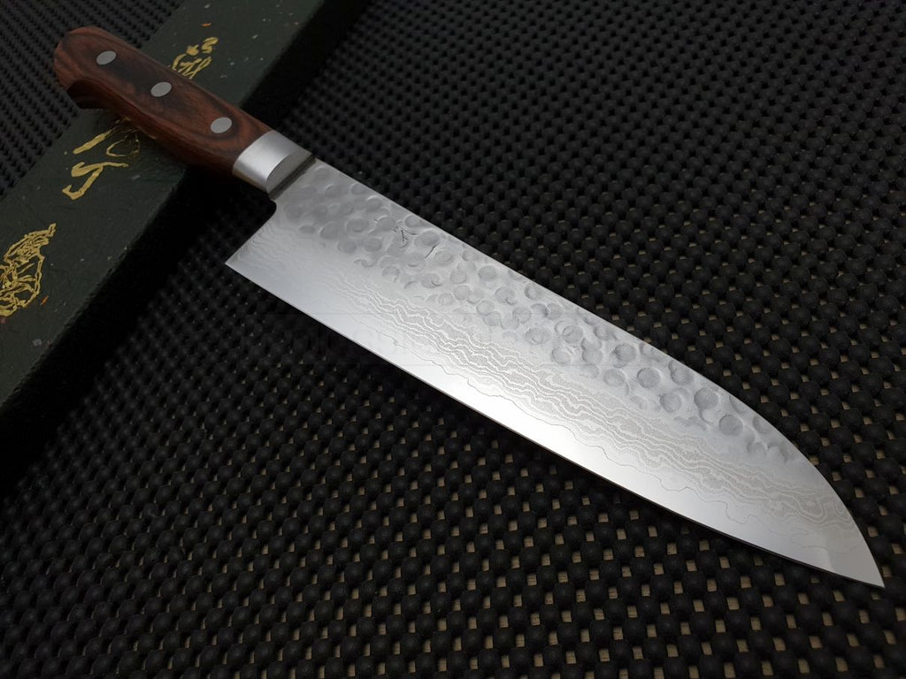 VG10 Japanese Kitchen Knife - Santoku