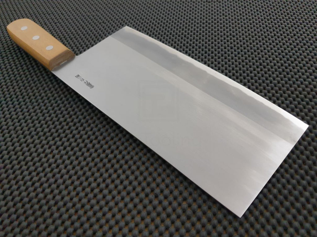 Hitohira Togashi Carbon | 220mm Chinese Cleaver Knife (#6)