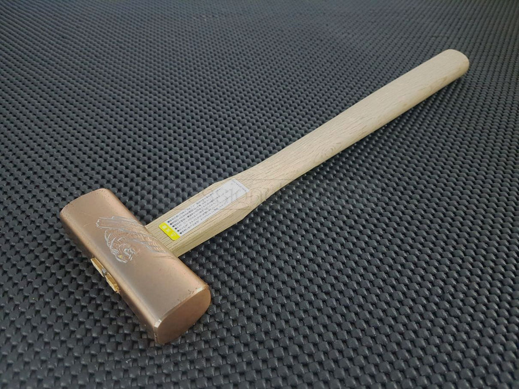 Traditional Japanese Hammer | Genno / Gennou _Japanese Woodworking Tools and Kitchen Knives