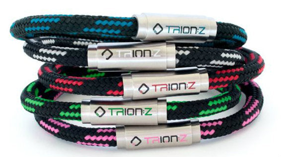 Introducing Trion:Z Magnetic Therapy Wristbands and Jewelry