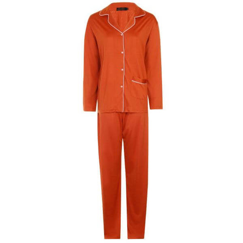 Ladies Copper pajamas