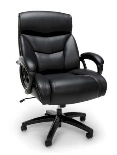 Ergonomic Executive Bonded Leather Office Chair