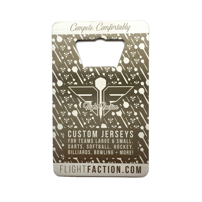 Flight Faction Bottle Opener