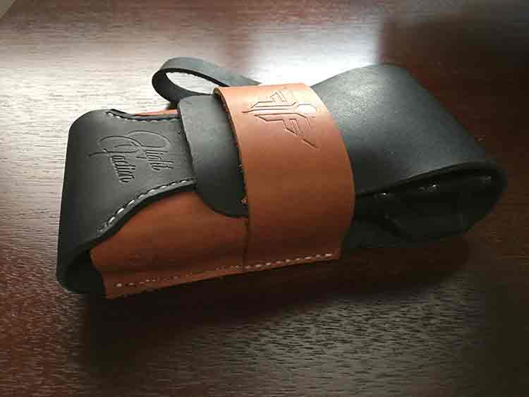 No. 180 Dart Case - Tobacco