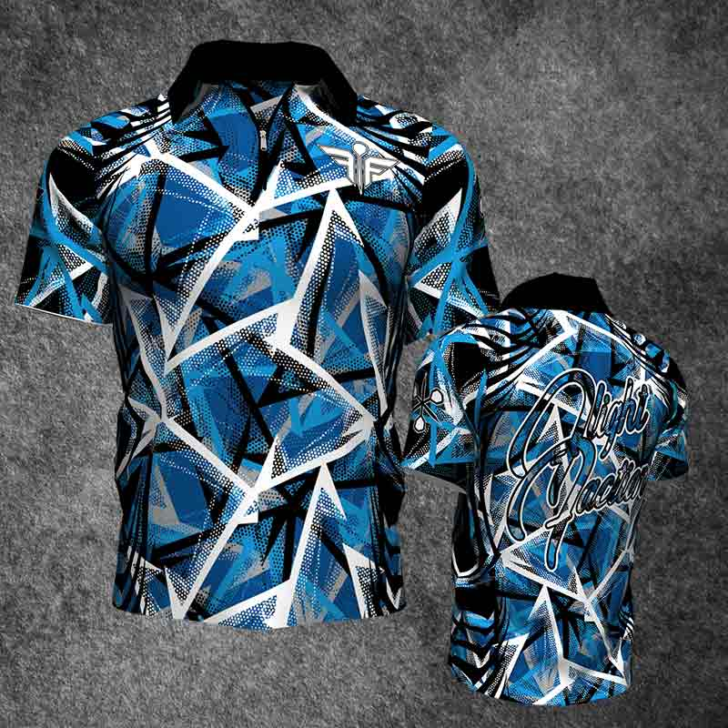 Flight Faction Chaos Jersey - Blue
