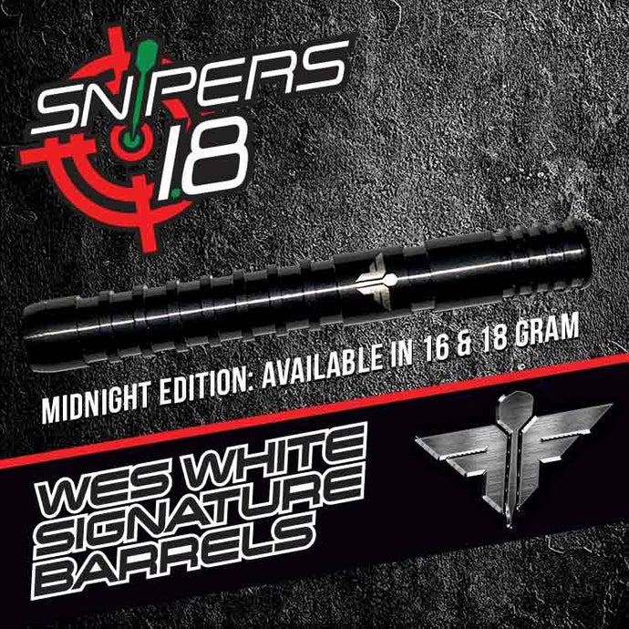 Flight Faction Darts - Snipers 1.8 / Wes White Signature Darts