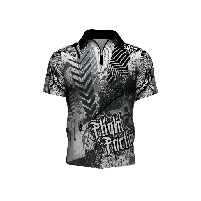 Flight Faction Grunge Jersey - Gray...aka Grey