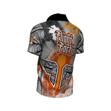 Flight Faction Grunge Jersey - Orange