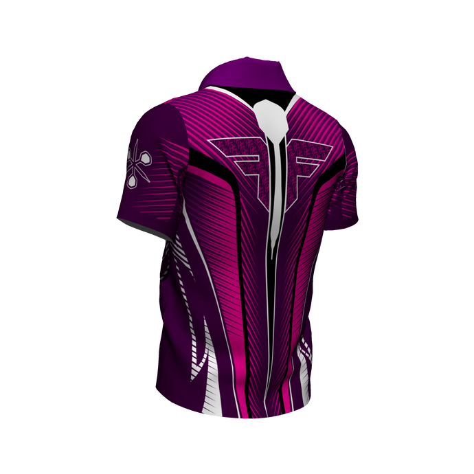 Flight Faction Shred Jersey - Purple