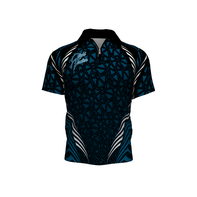 Flight Faction Shattered Jersey - Blue