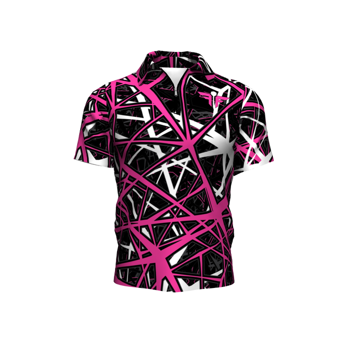 Flight Faction Dark Web Jersey - Pink