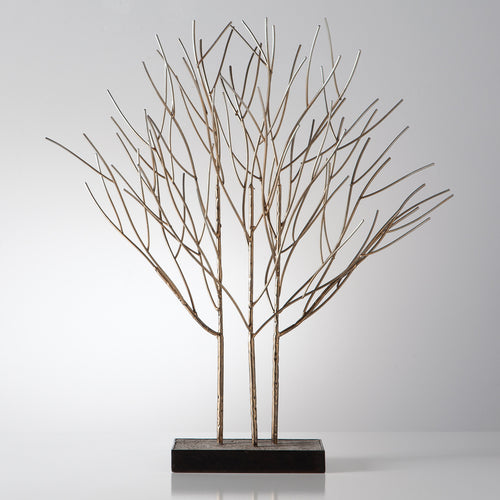 Gramercy Metal Tree Sculpture