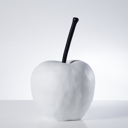 Grand Apple/Pear Oversized Resin Decor Statue