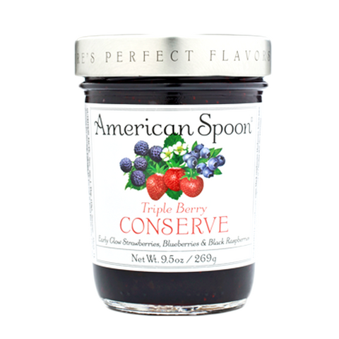 American Spoon Triple Berry Conserve