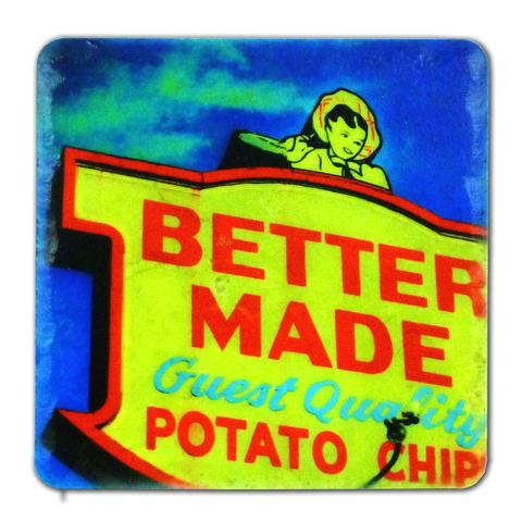 Better Made Coaster