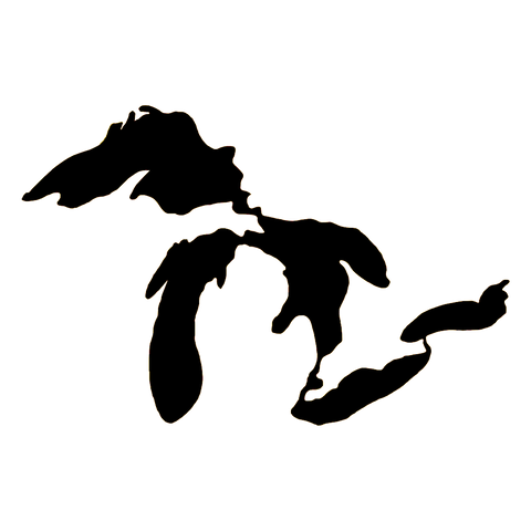 Great Lakes Decal