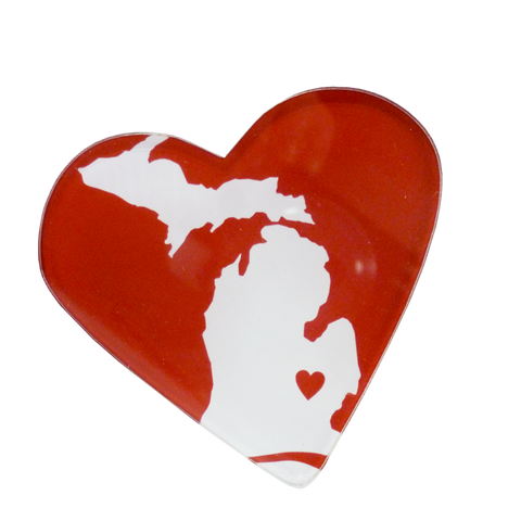 Heart of Michigan Magnet