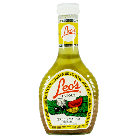 Leo's Greek Dressing
