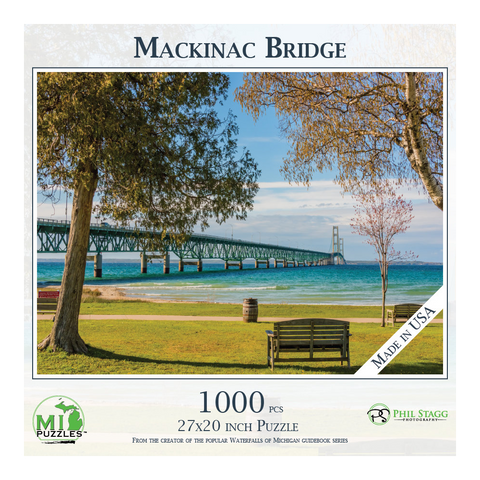 Mackinac Bridge Puzzle