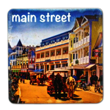 Mackinac Island Main Street Coaster