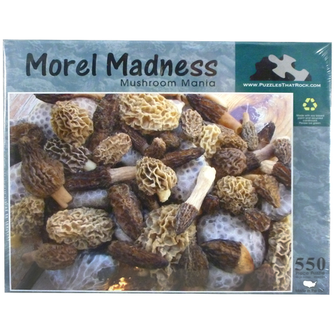 Morel Madness Puzzle