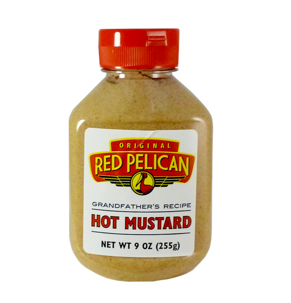 Red Pelican Hot Mustard