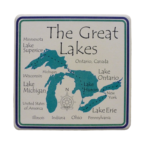The Great Lakes Coaster