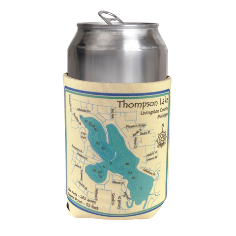 Thompson Lake Coozie