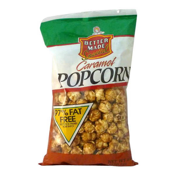 Better Made Caramel Popcorn