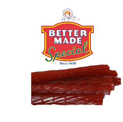 Better Made Red Licorice 8oz