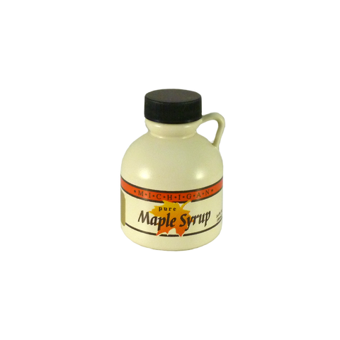 Michigan Pure Maple Syrup 3.4oz Jug