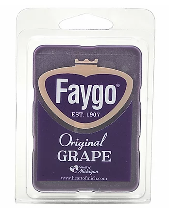 Faygo Original Grape Soy Wax Candle