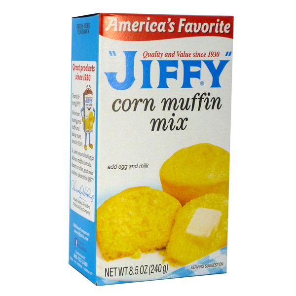 Jiffy Corn Muffin Mix