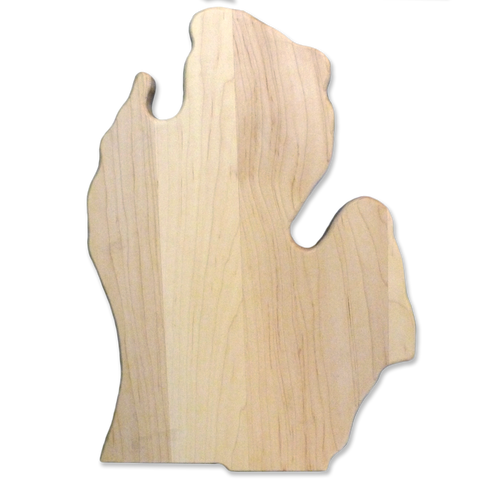 Maple Michigan Cutting Board (Large)