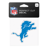 Detroit Lions Decal