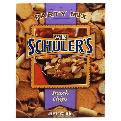 Win Schuler's Party Mix