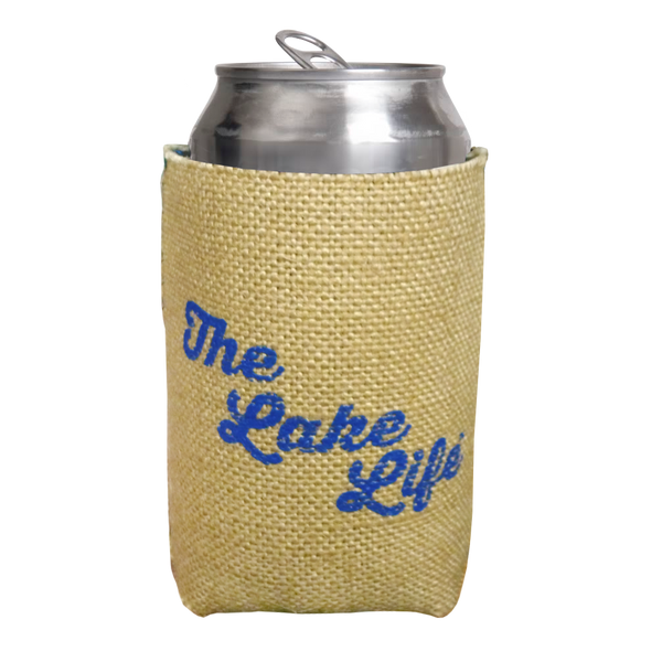 """The Lake Life"" Coozie"