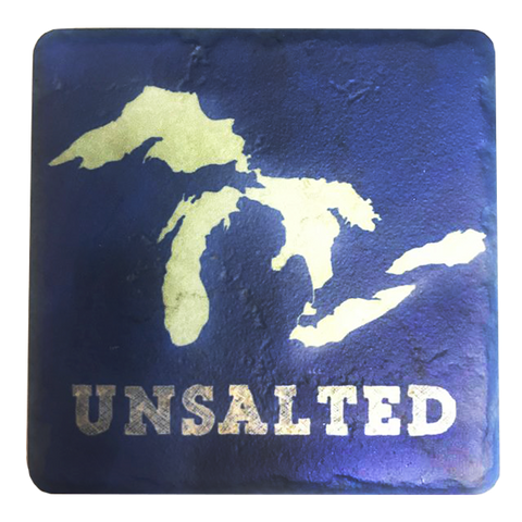 Great Lakes Unsalted Coaster