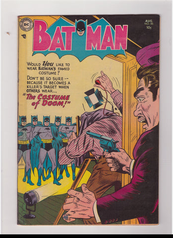Batman 85 VG (4.0) Joker Story